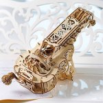 UGears-Hurdy-Gurdy-Mechanical-3D-Puzzle-Wooden-Musical-Model-Adult-Craft-Set-for-Self-Assembly-0