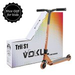 Vokul-TRII-S-Freestyle-Tricks-Pro-Stunt-Scooter-Best-Entry-Level-Pro-Scooter-20W232H-CrMo4130-Chromoly-Handlebar-Reinforced-20L41W-DeckIntegral-Stable-Performance-0-0