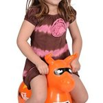 WALIKI-TOYS-Bouncy-Horse-Benny-the-Jumping-Bull-Inflatable-Animal-Hopper-Hopping-Horse-riding-horse-for-kids-pump-included-0-2