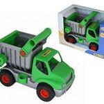Wader-Construction-Tip-Up-Truck-Green-0-0