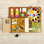Wooden-Activity-Busy-Board-for-Girls-0-0
