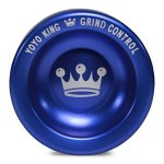 Yoyo-King-Grind-Control-Professional-Unresponsive-Metal-Yoyo-with-Wide-C-Bearing-and-Included-String-0-1