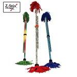 Z-Stix-Flower-Sticks-Hand-Made-Juggling-Devil-Sticks-Made-in-USA-Blue-Leopard-Cruiser-27-0-1