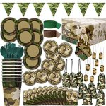 caMOUFLage-camo-military-army-party-soldier-tableware-flatware-favors-deco-0