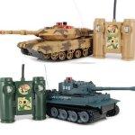 iPlay-RC-Battling-Tanks-Set-of-2-Full-Size-Infrared-Radio-Remote-Control-Battle-Tanks-RC-Tanks-0