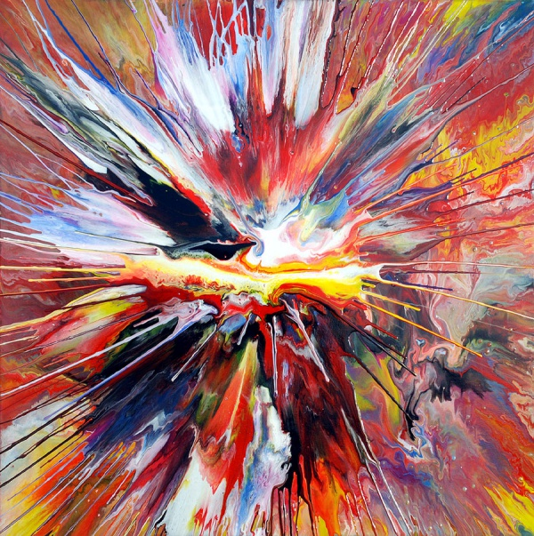 30 Abstract Painting Ideas for Beginners on Modern Painting Ideas  id=77472