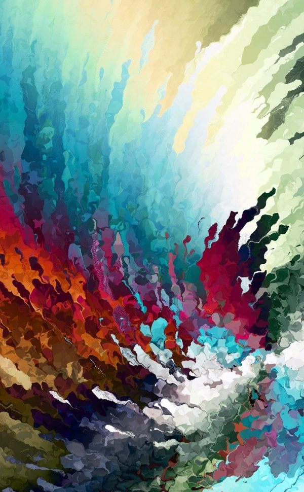 70 Abstract Painting Ideas for Beginners on Modern Painting Ideas  id=56035