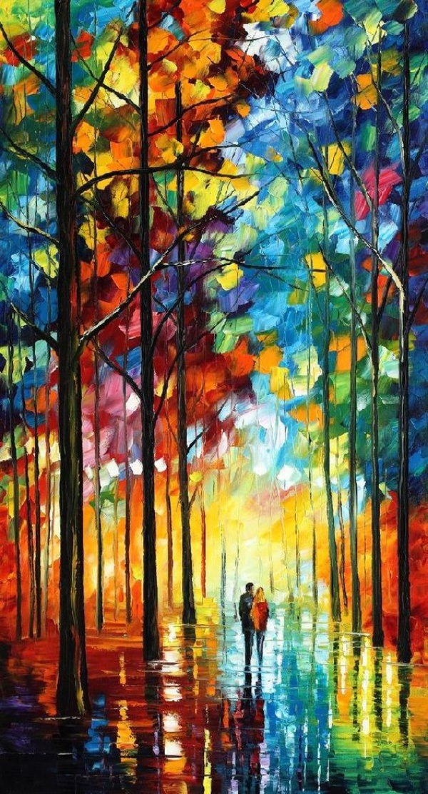 40 Abstract Painting Ideas For Beginners on Modern Painting Ideas  id=46733