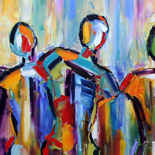 40 Abstract Painting Ideas For Beginners on Modern Painting Ideas  id=92522
