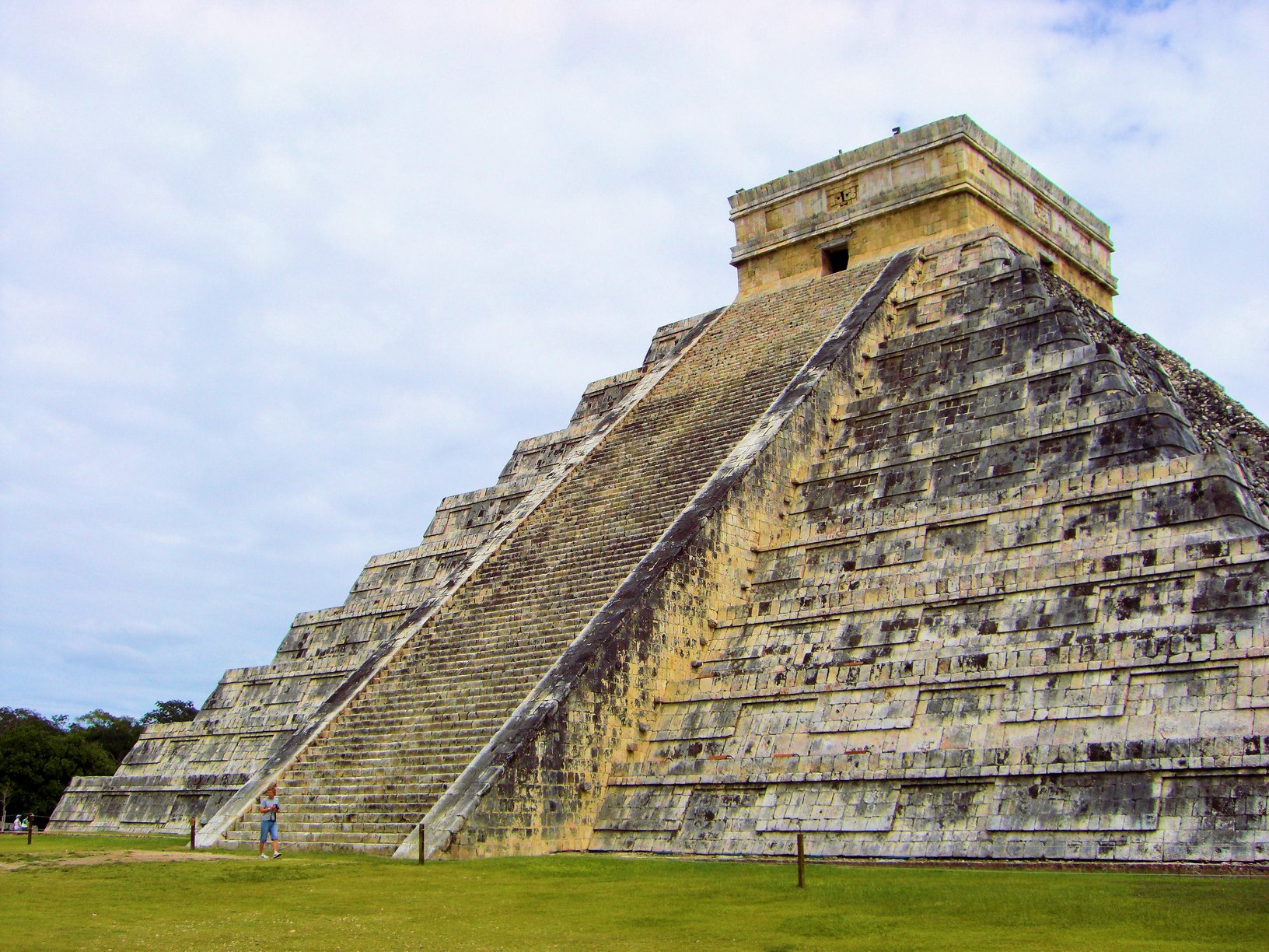 15 Great Ancient Structures Of The World How Many Have