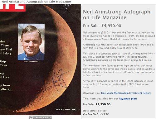NeilArmstrongAutographOnLife_500x382
