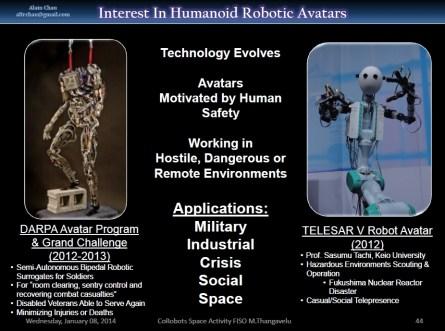 RoboticAvatars