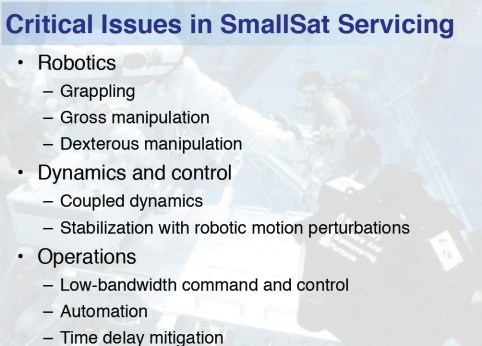 SmallSatServicingIssues