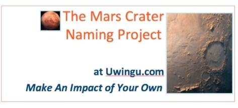 Uwingu_Mars_Crater_Naming_Project