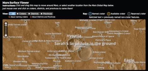 MarsSurfaceViewer