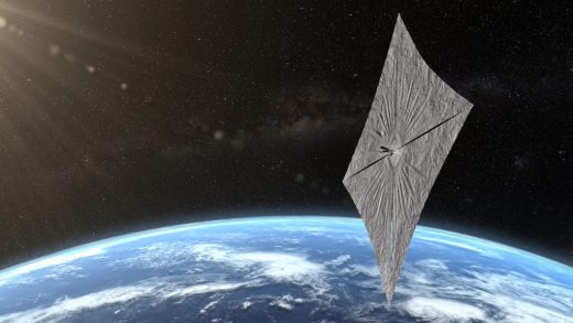 LightSail-2 in orbit