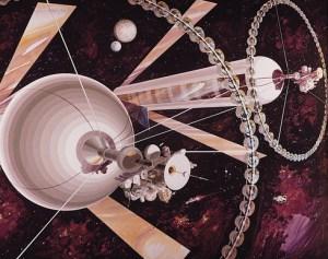 Space Habitat - Rick Guidice