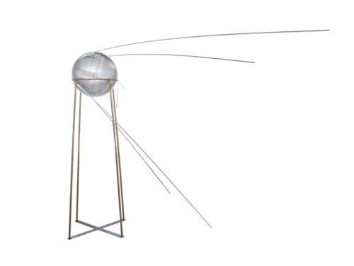 Sputnik-1 test model
