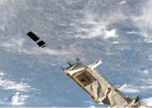 Virginia CubeSat ConstellationDeployment