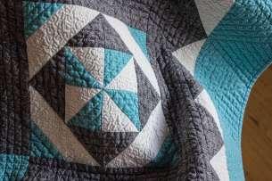 Antique Mosaic Quilt