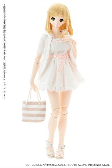アゾン Iris Collect ノワ/Sunshine vacation アニメ・キャラクターグッズ新作情報・予約開始速報