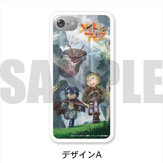 メイドインアビス スマホハードケース iPhone6Pl アニメ・キャラクターグッズ新作情報・予約開始速報