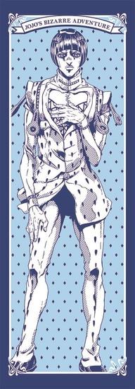 ジョジョの奇妙な冒険 黄金の風 スポーツタオル  アニメ・キャラクターグッズ新作情報・予約開始速報