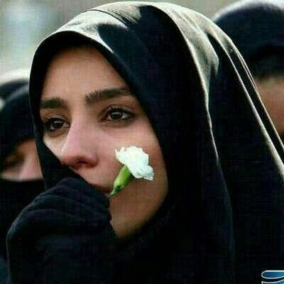 صور بنات محجبات حزينه صورة معبرة عن الحزن للبنت المحجبة