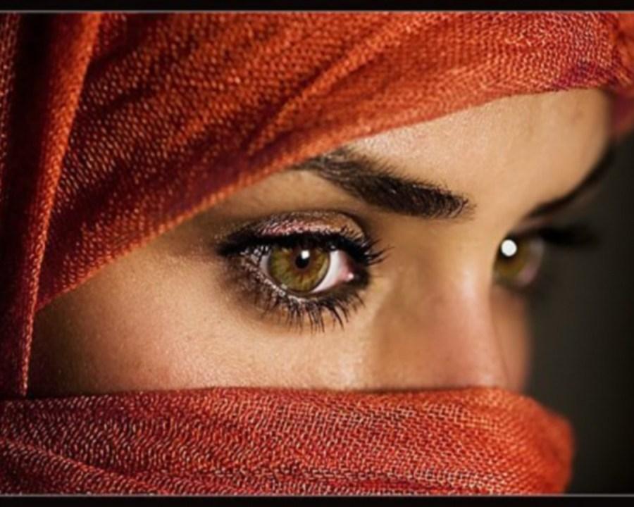 صور عيون عسليات سحر وجاذبية العيون العسلية حبيبي