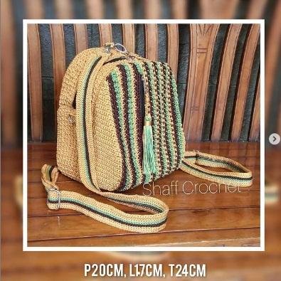 Handicraft Surabaya Crochet