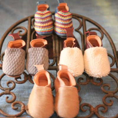 Chaussons d'amour