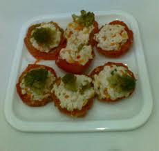 Resep Tomat Isi Jagung