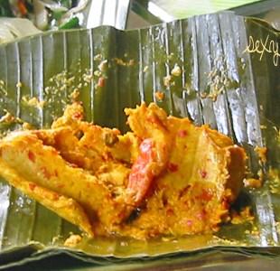 Resep Tum Ayam (Bali)