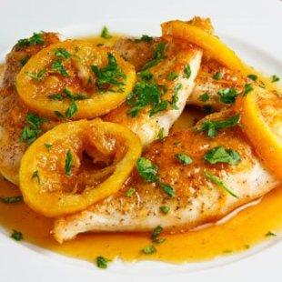 Resep Ayam Saos Lemon Kemangi