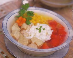 Resep Canh Trung Catrua Soup