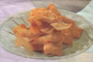 Resep Keripik Keju Ayam
