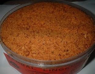 Resep Sambal Lingkung  (Palembang)
