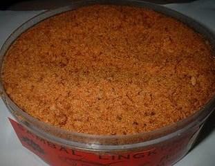 resep-sambal-lingkung-palembang