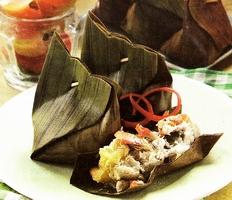Resep Botok Jamur Gigit (Rembang)