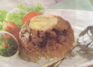 Resep Nasi Tim Ayam Yl