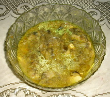 Resep Sayur Lompong (Purwokerto)