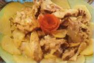 Resep Ca Ayam Dengan Kentang