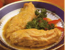 Resep Curried Chicken And Tomatoes
