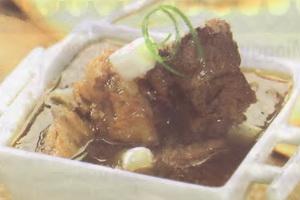 resep-daging-iris-masak-tahu-telur