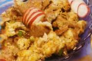 Resep Telur Daging Sapi