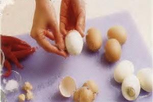 Resep Tip Memasak Telur Bumbu Merah