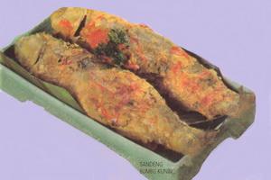 Resep Bandeng Bumbu Kuning (Blitar )