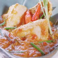 Resep Masak Ikan Parik Kucai (Bangka Belitung)