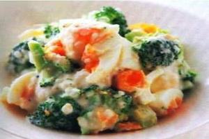 Resep Selada Brokoli Telur