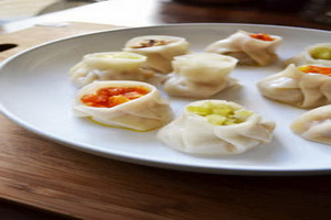 Resep Four Happiness Steamed (She Si Chen Chio)